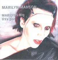 Marilyns Big Day Out cover