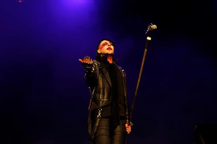 June 1, 2012 performance at Rock Am Ring in Nurburgring, Germany.