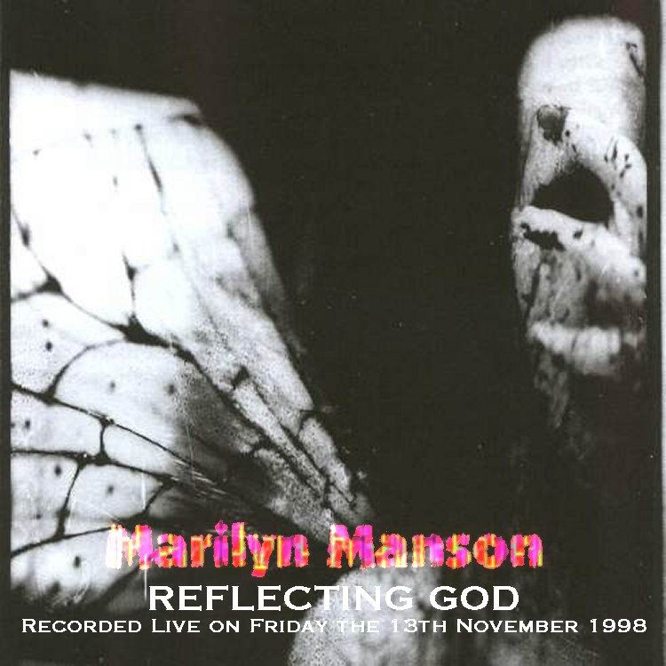 Reflecting God - Recorded Live on Friday the 13th November 1998 cover