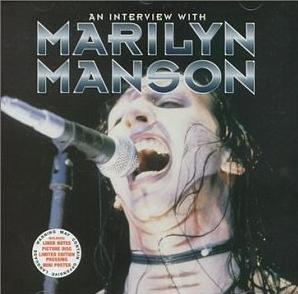 An Interview With Marilyn Manson cover