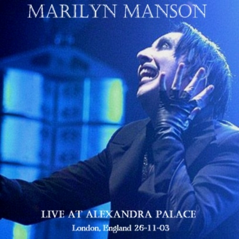 Live at Alexandra Palace London, England 26-11-03 cover