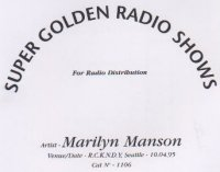 Super Golden Radio Shows cover