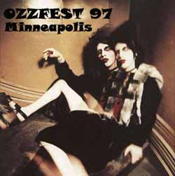 Ozzfest 97 - Minneapolis cover