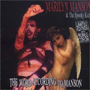 The Word According to Manson cover