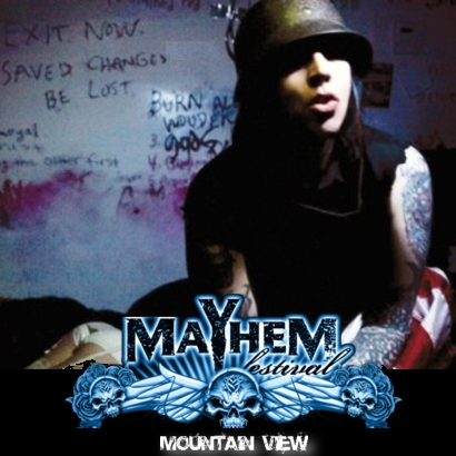 Mayhem Festival - Mountain View cover