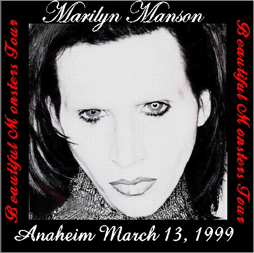 Anaheim March 13, 1999 cover