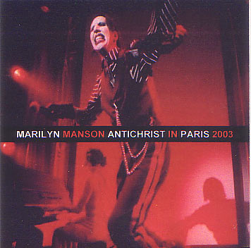 Antichrist in Paris 2003 cover