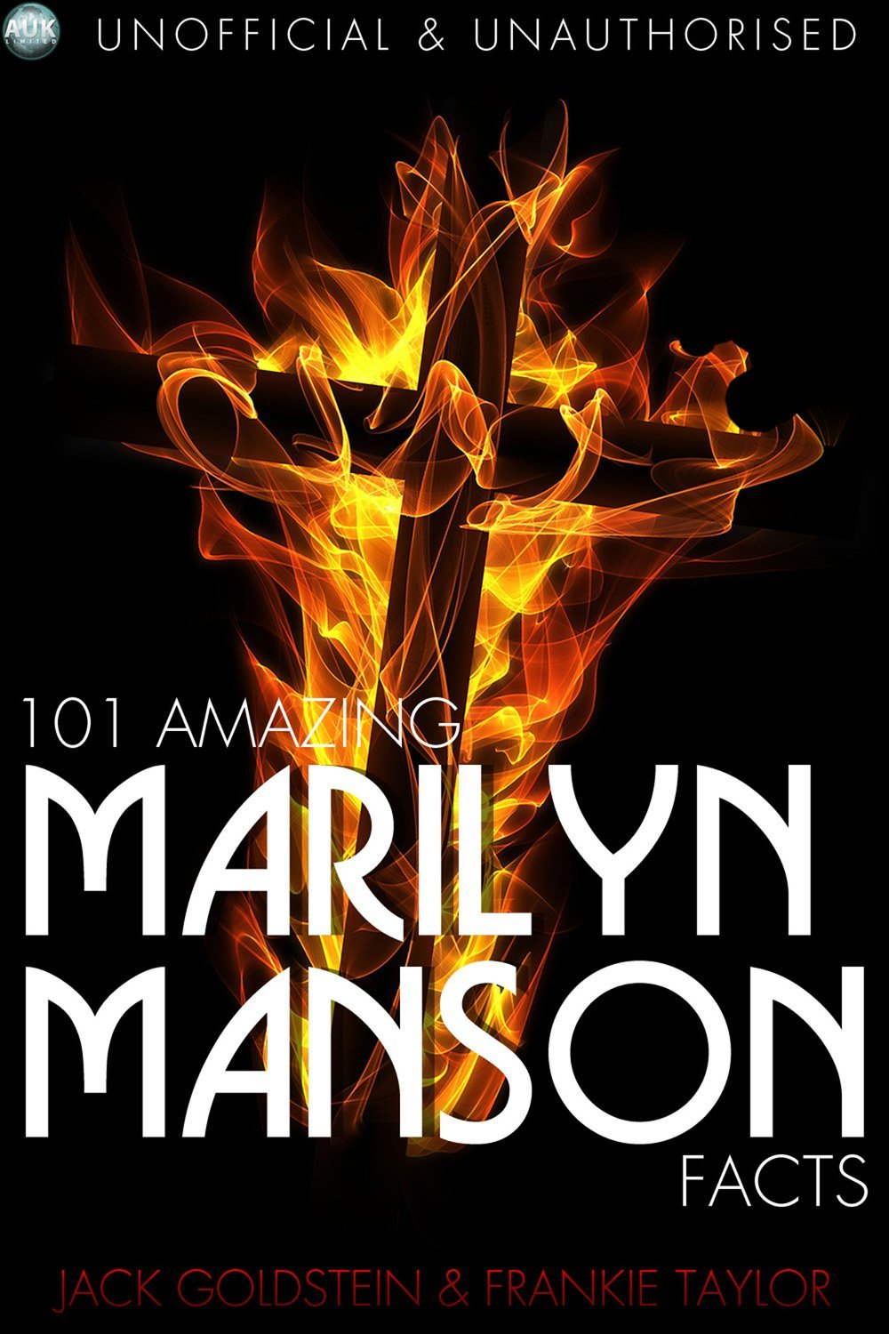 101 Amazing Marilyn Manson Facts cover