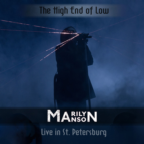 Live in St. Petersburg cover