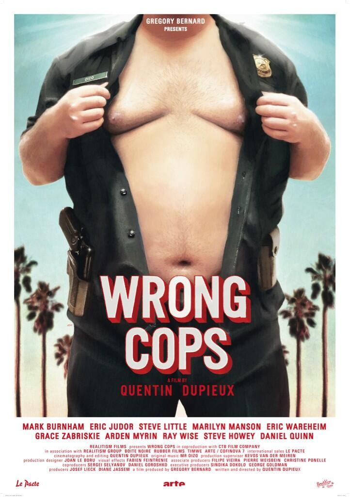 Wrong Cops cover