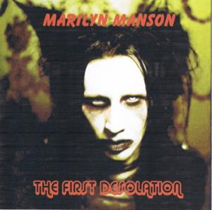 The First Desolation cover