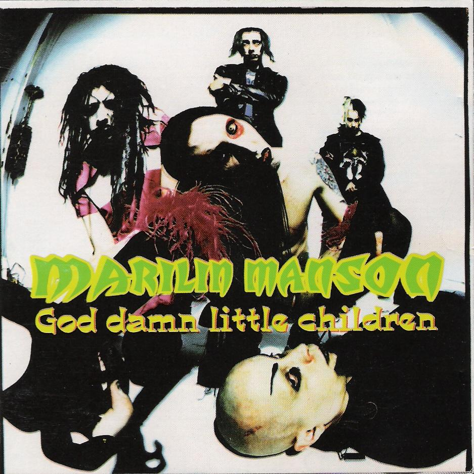 God Damn Little Children cover