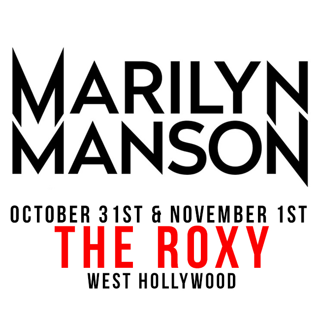 October 31, 2014 performance at The Roxy Theatre, West Hollywood, California, USA.