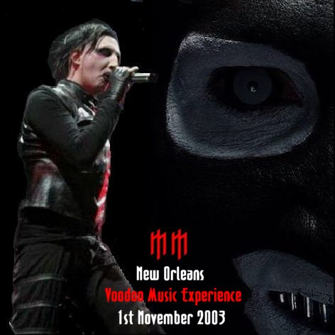 New Orleans Voodoo Music Experience 1st November 2003 cover