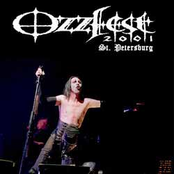 Ozzfest - 2001 - St.Petersburg cover