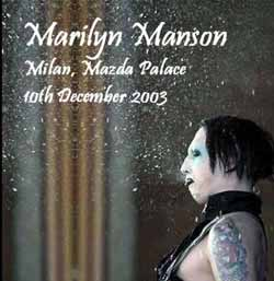 Milan, Mazda Palace - 10th December 2003 cover
