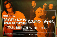 June 25, 1999 performance at The Wuhlheide in Berlin, Germany.