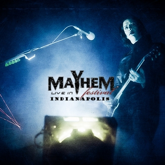 Mayhem - Live in Festival - Indianapolis cover