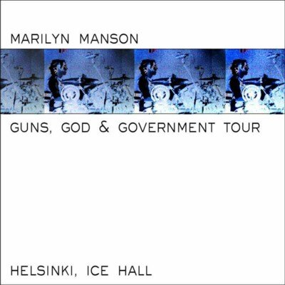 Guns, God & Government Tour - Helsinki, Ice Hall cover