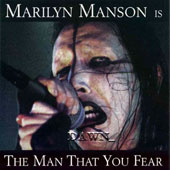 The Man That You Fear cover