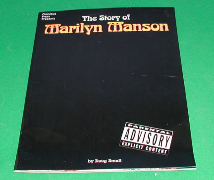The Story of Marilyn Manson cover