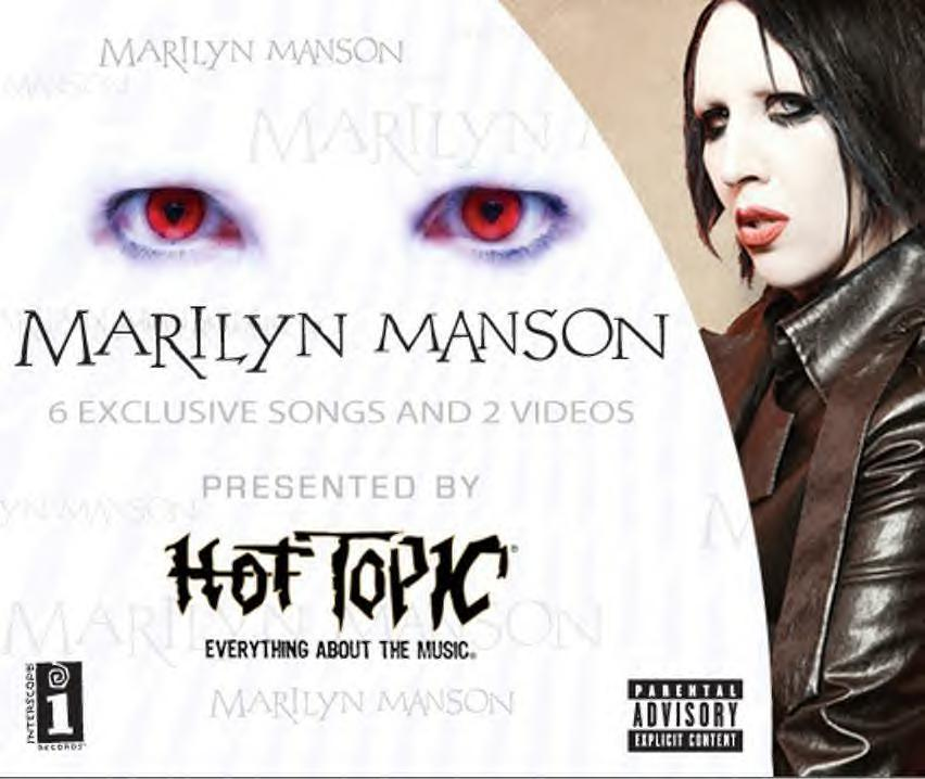 Hot Topic Download Card cover
