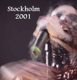 Stockholm 2001 cover