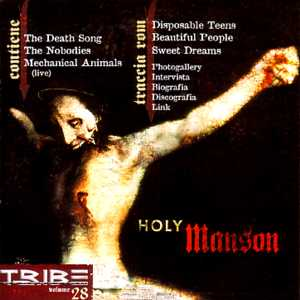 Holy Manson cover