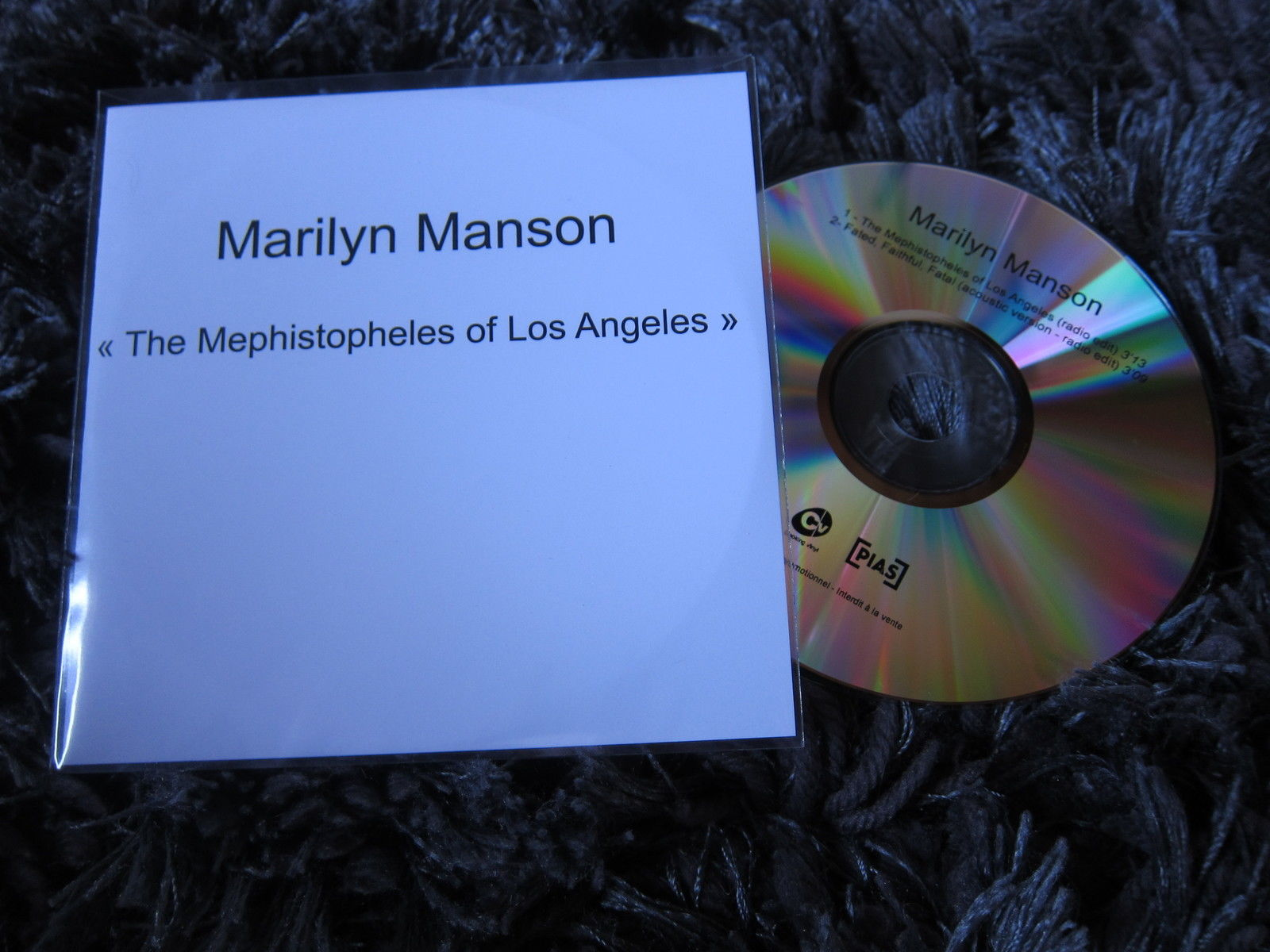 The Mephistopheles of Los Angeles cover