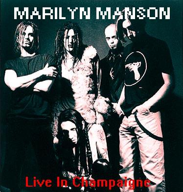 Live in Champaigne cover