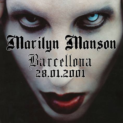 Barcellona 28.01.2001 cover