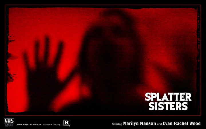Splatter Sisters cover