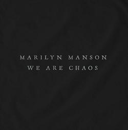 WE ARE CHAOS cover