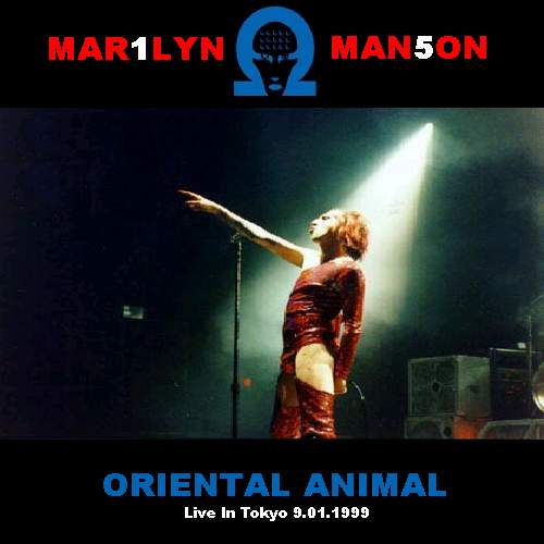 Oriental Animal: Live in Tokyo, Japan cover