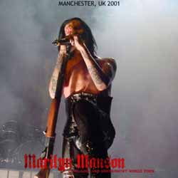 Guns, God and Government World Tour - Manchester, UK 2001 cover