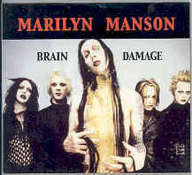 Brain Damage cover