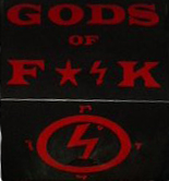 Gods of Fuck cover