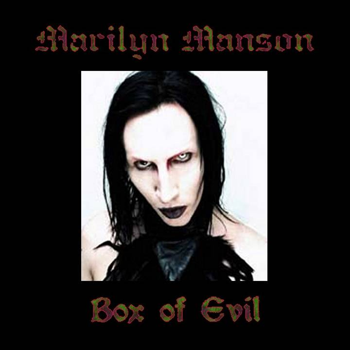 Box of Evil cover