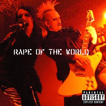 Rape of the World cover