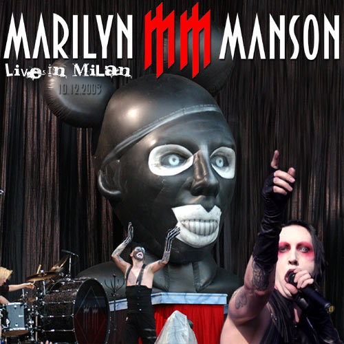 Live in Milan 10.12.2003 cover