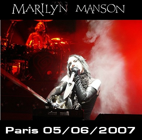 Paris 05/06/2007 cover