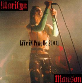 Live in Prague 2001 cover