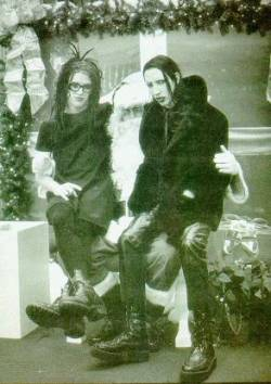 Twiggy and Manson