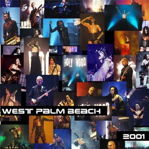 West Palm Beach 2001 cover