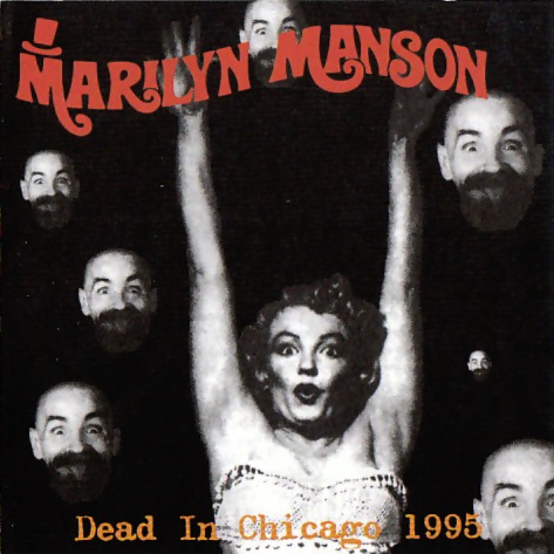Dead in Chicago 1995 cover
