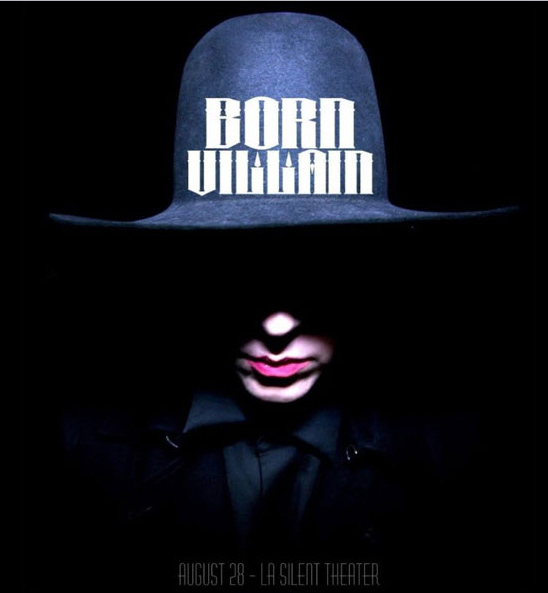 Born Villain cover