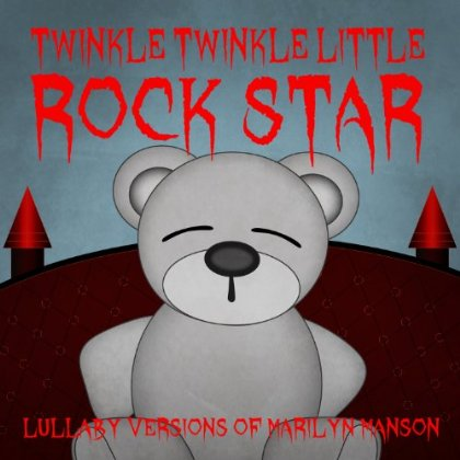 Lullaby Versions of Marilyn Manson cover