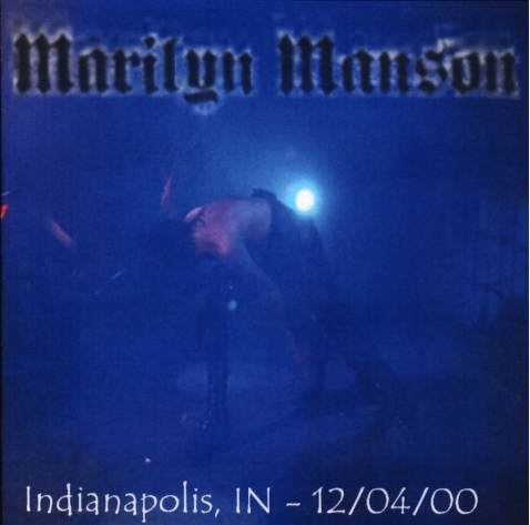 Indianapolis, IN - 12/04/00 cover