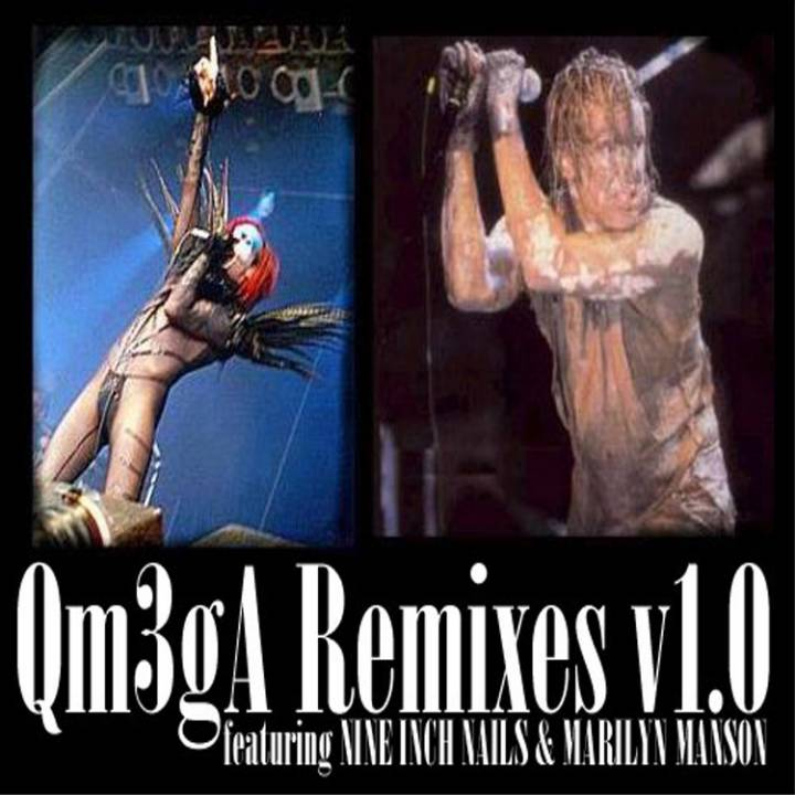 Qm3ga Remixes v1.0 cover
