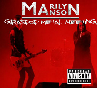 Graspop Metal Meeting cover